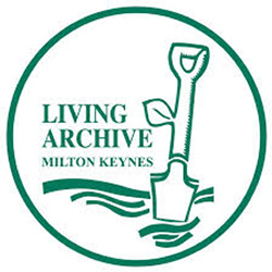 Living Archive logo