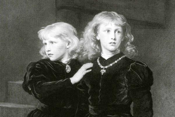 12-year-old Prince Edward V